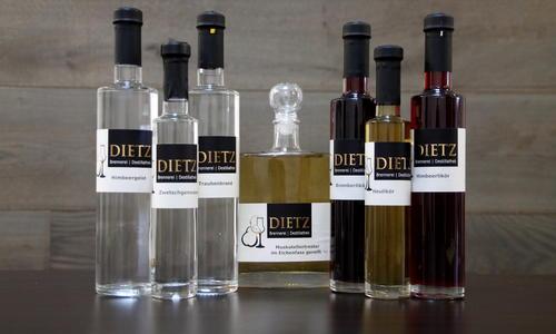 Destillate Pfedelbach